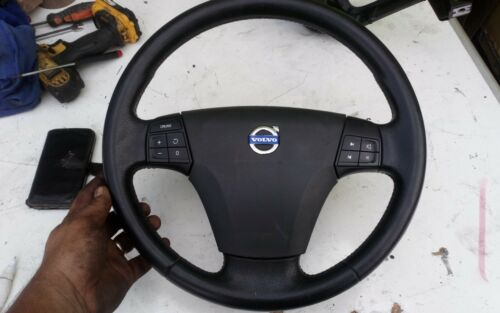 Volvo v50 2005 steering wheel and airbag - G2