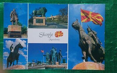 Skopje - FYR of Macedonia Postcard (16 cm x 10 cm)