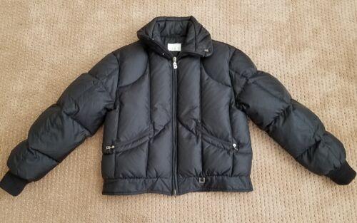 Купить Bogner - Euc Womens Bogner Puffer Down Jacket Goose Down Filled Black Size 14 MADE IN USA