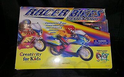Creativity For Kids Racer Bike Design Shop Motorcycle model racing - Kids Shop Design
