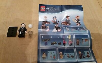 Lego Minifigure #71022 Harry Potter Percival Graves/ Grindelwald exclusive chase