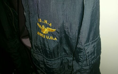Rare blouson vintage avirex us usa type g8 bureau of aeronotics marines t m tbe