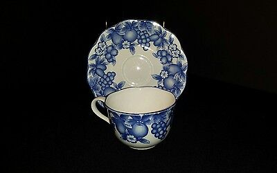 (RARE NIKKO Tableware ~ PLANTATION ~ Cup and Saucer ~Oven/ Dishwasher/Micro  Safe)