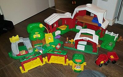 Little People Bauernhof und Zoo Fisher Price