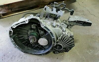 Mercedes A Klasse W168 A160 A140 Getriebe Schaltgetriebe 112TKM Bj.03