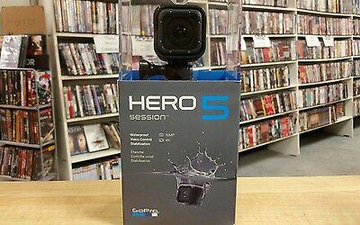 GoPro Hero 5 Session 4K Ultra HD 10MP WiFi Waterproof Camera