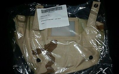 Army Surplus Sustainment pouch MOLLE II Desert Camouflage Brown Lightweight