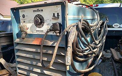 Miller Srh-555 Welder 40v 500 Amps 3 Phase 460 Freight Ship 250