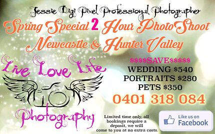 "Live Love Life Photography ""Glamour  & Wedding Photographer"" Newcastle 2300 Newcastle Area Preview"