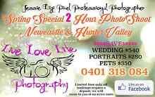"Live Love Life Photography ""Glamour  & Wedding Photographer"" Newcastle Newcastle Area Preview"