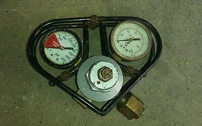Used Gas Gauge Pressure Gauge For Kegerator Beer Tap System