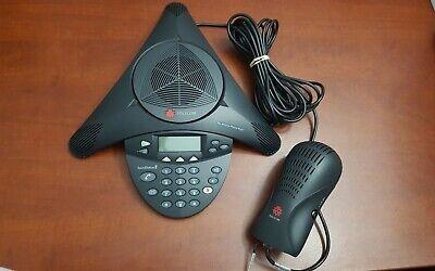 Polycom Soundstation 2 Expandable Conference Phone Excellent 2200-16200-001