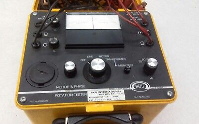 Rotation Tester Biddle Cat No 560400 Used