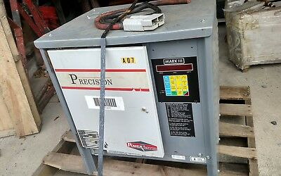 Precision Mark 3 Iii 24 V Volt Battery Forklift Equipment Charger