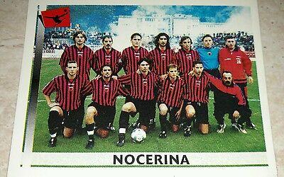 FIGURINA CALCIATORI PANINI 2000-01 NOCERINA N°668 ALBUM 2001