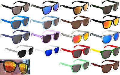Blanxx Sunglasses Vintage Classic Retro 80's Style Frogskin Knockaround (Knockarounds Sunglasses)