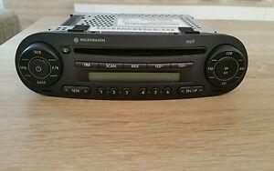 Original-VW-New-Beetle-cd-mp3-autoradio-radio-con-codigo