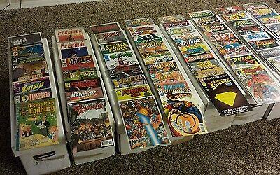 Lot of 30 comic books NO DUPLICATES  (Marvel, DC, Dark Horse. Image etc.)