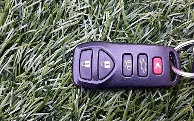 2004-2011 NISSAN QUEST REMOTE KEY ENTRY OEM SEE PHOTO 11-04