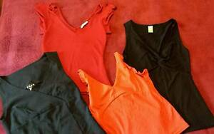 4 x ladies tops - portmans and italian brand sz 10 Redcliffe Redcliffe Area Preview