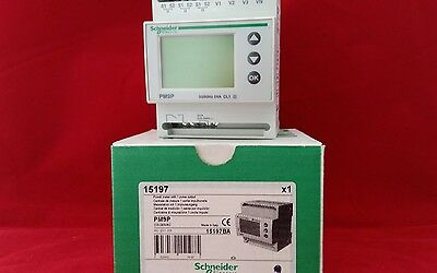 Schneider Pm9p 15197 15197ba Metsepm3210 Power Meter Monitor With Pulse Output