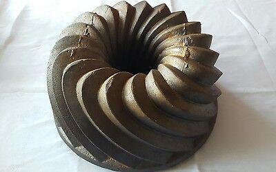 XXL Gusseisen Gugelhupfform Gugelhupf bundt pan cake Backform Kuchen baking mold