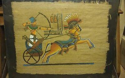 Alte Ägyptischer Papyrus