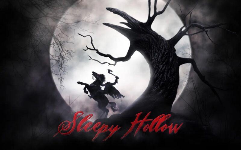 Sleepy Hollow screen used Prop Tim Burton Johnny Depp