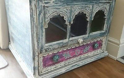 Moroccan Middle Eastern Cabinet Cupboard