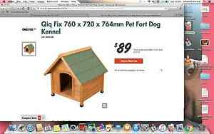 Dog Kennel 706 x 720 x 764mm Zetland Inner Sydney Preview