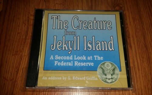 The Creature From Jekyll Island CD a Second Look At The Federal Reserve New - $29.99