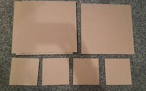 blank square table mats and coasters - decoupage wooden Coasters and table mats