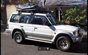 1997 Mitsubishi Pajero with Roof top tent and 207000 km Annandale Leichhardt Area Preview