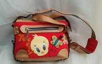 Borsa Braccialini Bags Sac Tracolla Tweety Disney Multicolor - disney - ebay.it