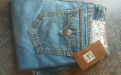 TRUE RELIGION VINTAGE JEANS BILLY BIG T W34 33L URBAN COWBOY NEW MADE IN THE USA Urban Cowboy Jeans