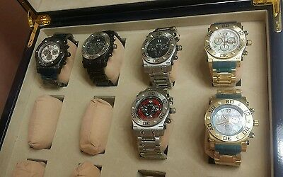 INVICTA/4353-4356-4360-4361-4368-4611:/ Choose 1 / ( 4  Models Only 1 On Ebay)