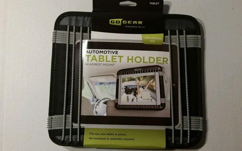 Go Gear Automotive Tablet Phone Holder Headrest Mount Universal  NEW GOGEAR