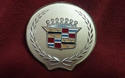 NOS OEM Cadillac Deville Concours Trunk Swing Lock Cover Spring Loaded 94 95 96