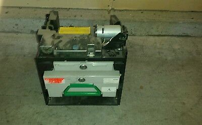 Triton 9100 Atm Tdm-100 Dispenser With Both Cassettes