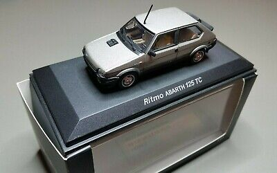 Fiat Ritmo Abarth 125 TC, graumetallic, 1:43, OVP na sprzedaż  Wysyłka do Poland