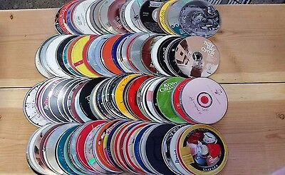Music CD Lot of 200 - Discs only - FREE SHIPPING