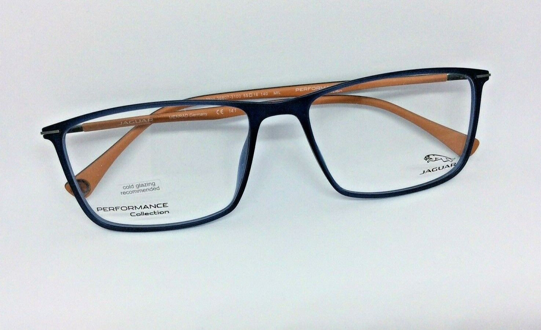 Original JAGUAR Performance Brille Occhiali Eyeglasses M36807-3100 Herren 5516