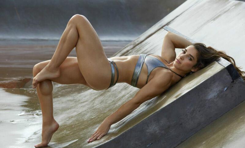 Aly Raisman Model 8x10 Photo Print