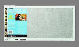 EXPANDABLE WINDOW SCREEN Adjustable 10