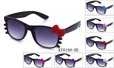 Hello Kitty Sunglasses Women Fashion Party Theme Classic Design Cute UV 100%