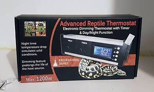 Eco Tech Advanced Reptile Thermostat Ascot Vale Moonee Valley Preview