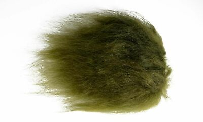 Himalayan Sheep Wool - Fly Tying - Long soft hair.- 5 Colours - A.Jensen Quality