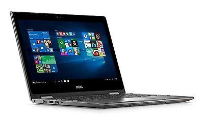 "Dell Inspiron 13 5378 2-in-1 13.3"" I5-7200U 8GB 500Gb FHD Touchscreen Windows 10"