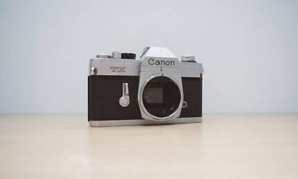 Canon TX, 35MM SLR Film Camera