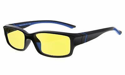 Anti Blue Light More Than 94% Computer Glasses, UV and Computer/TV (Uv And Blue Light Glasses)